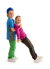 Hip Hop Dance Partners Kids