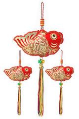 Auspicious Fish Ornaments