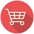Shopping cart icon - 73106428