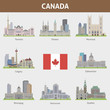 Cities in Canada - 73107250