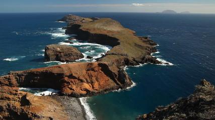 Ponta de Sao Lourenco. Madeira Island, Portugal
