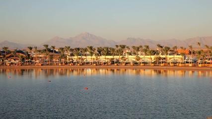 Beach in Hurghada
