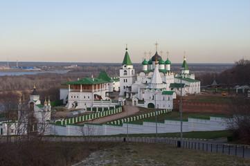 Вознесенский Печерский мужской монастырь. Нижний Новгород