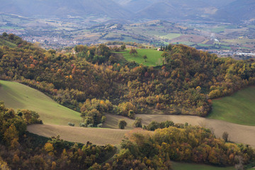 Paesaggio rurale marchigiano