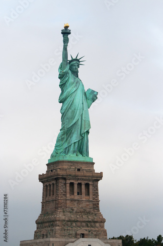 canvas print picture Freiheitsstatue New York