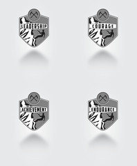 motivation merit badge series