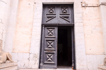 Masonic Temple in Tenerife Canary Islands
