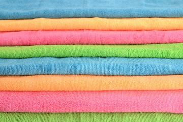 Panni in microfibra - microfiber cloths