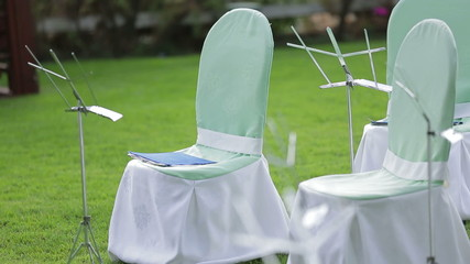 Chairs With Music Stands