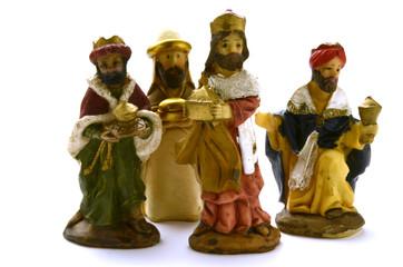 Cuatro es mejor que tres Biblical Magi Re Magio Reyes Magos