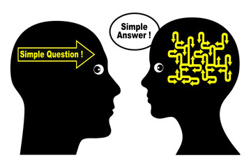 Simple Question Simple Answer
