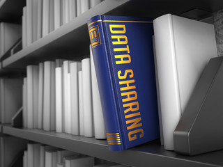 Data Sharing - Title of Book.
