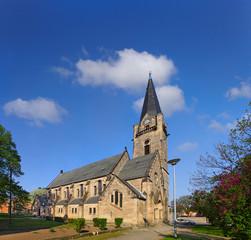 Church St. Johannis of Quedlinburg, Germany, UNESCO WH Site