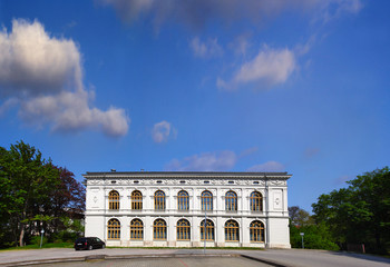 Archiv - Classical Weimar, Germany, UNESCO World Heritage Site