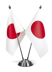 Japan - Miniature Flags.