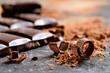 Dark chocolate - 73116867