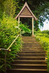 Zen Buddhist Arch