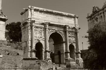 templo en roma