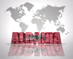Word Albania