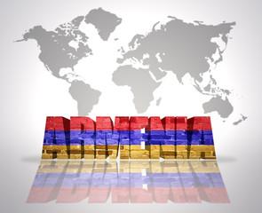 Word Armenia