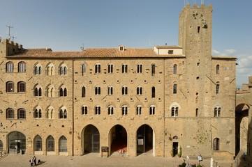Palazzo Vescovile-Volterra, Tuscany-Italy
