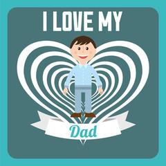love dad design