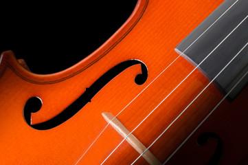 Violin - Locandina per concerto con violino