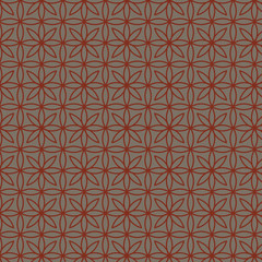 Red gray pattern