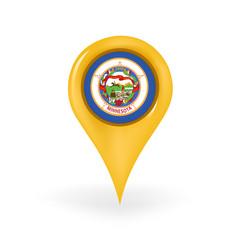 Location Minnesota