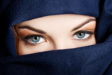 Young arabian woman