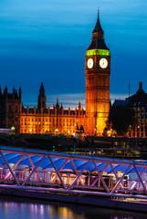 Londra emozioni sul tamigi