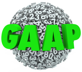 GAAP Acronym Letters Generally Accepted Accounting Principals