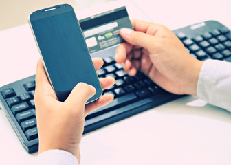 internet shopping,online payment with credit card