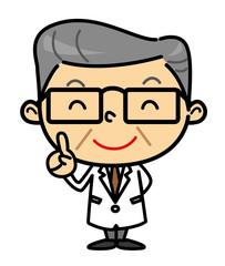 SD男性 医者