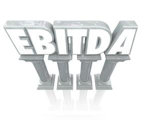 EBITDA Stone Columns Earnings Before Interest Tax Depreciation A