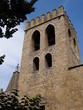 Clocher église. Villefranche de Conflent