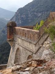 Fort Libéria. Pyrénées Orientales
