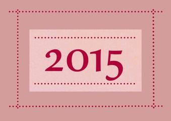 carte 2015, en rose