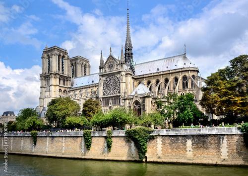 Zdjęcia na płótnie, fototapety, obrazy : Notre-Dame, Paris