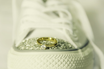 Rubber Shoe Engagement