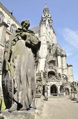 Saint Charles Borromeo church, Antwerp Belgium