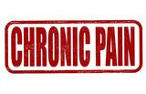 Chronic pain poster