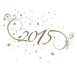 2015 arabesques en or
