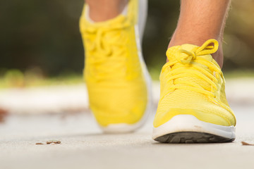 Jogging time.