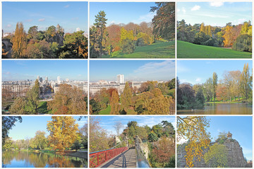 Paris Buttes Chaumont