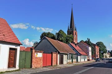 Stendal mit Petrikirche