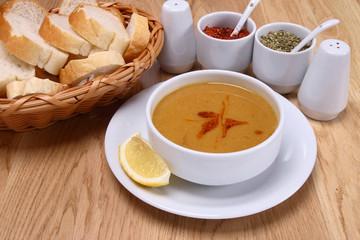 mercimek çorba