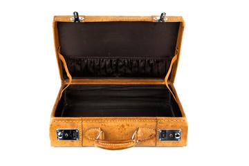 Koffer offen