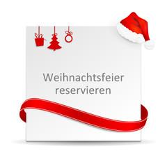Schild Weihnachten Geschenkidee
