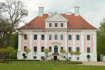Schloss Groß Rietz frontal